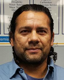 Carlos Menjivar of Perry's Quality Auto